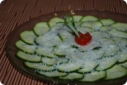 Zucchetti-Carpaccio