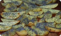 Mohnkartoffeln