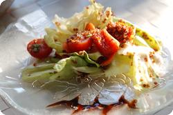 Bunter Sommersalat mit Quinoa