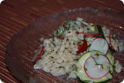 Eblysalat mit Buttermilch-Vinaigrette