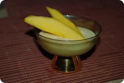 Mangocrème
