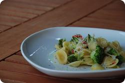 Orecchiette mit Broccoli