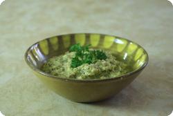 Zucchetti-Haselnuss-Pesto