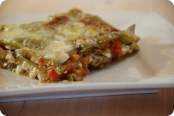 Ratatouille-Lasagne