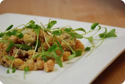 Couscous-Kichererbsen-Salat