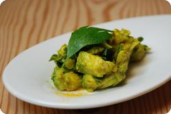 Indische Guacamole